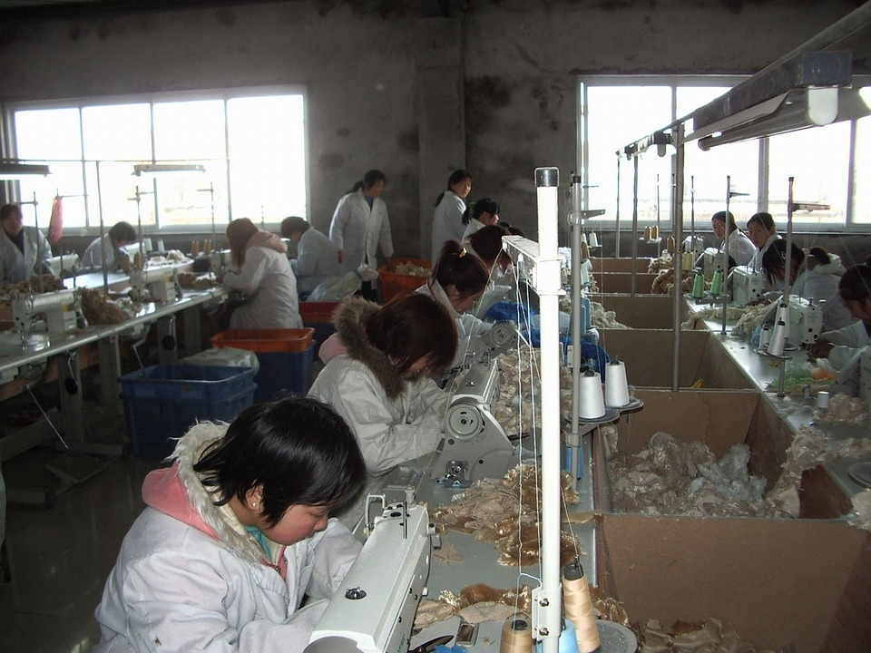 garment workers sweatshops