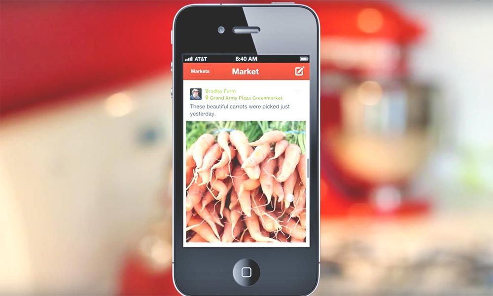 6 Mobile Apps That Help You Reduce Your Carbon Footprint 1b from Farmstand App
