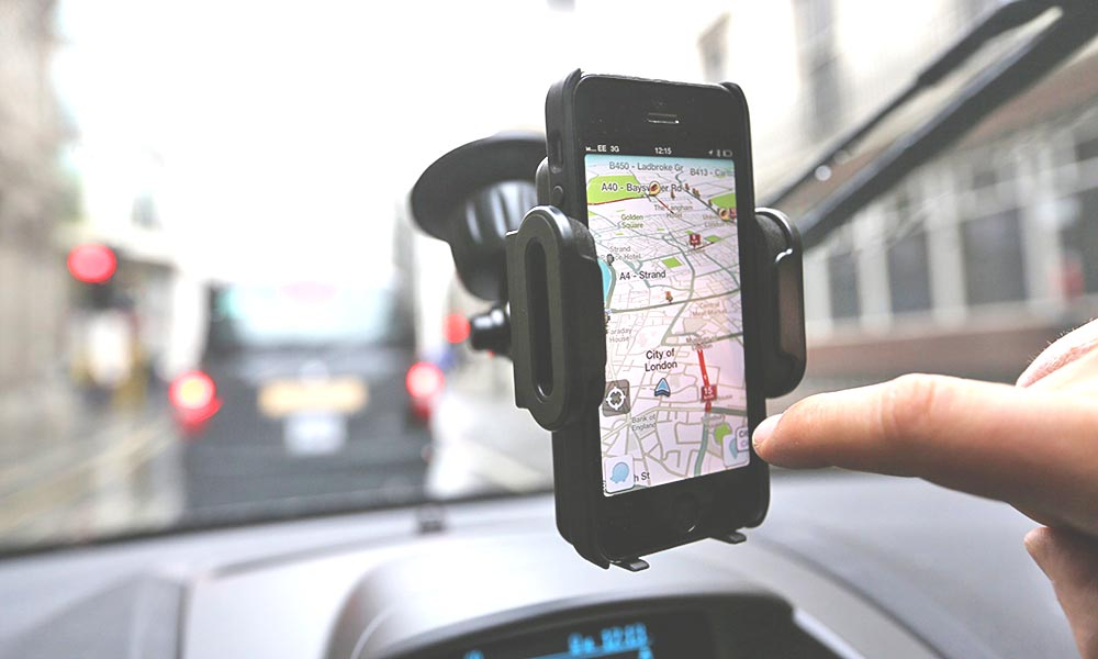 6 Mobile Apps That Help You Reduce Your Carbon Footprint 3b Waze from Forbes