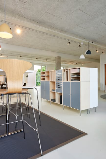 living in a small space - think storage spaces