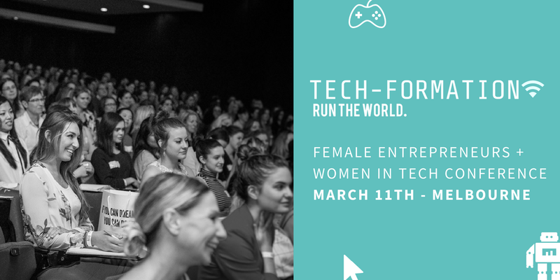 10 Things I Learned From the 'Tech-Formation' Run the World Women-in-Tech Conference