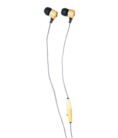 5 Great Eco-Friendly Headphones and Earphones Jamboo earphones