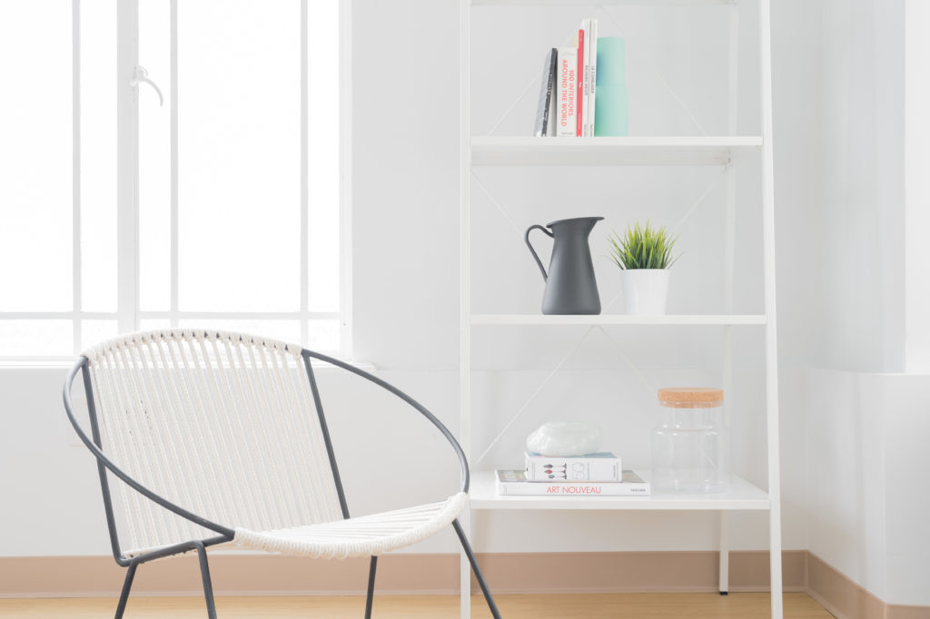 How to Set Up Your Own Eco-Friendly Reading Nook - green renovation