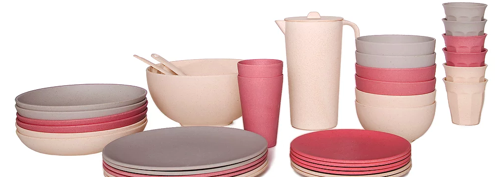 Eco-Friendly tableware from Impact Eco Tableware