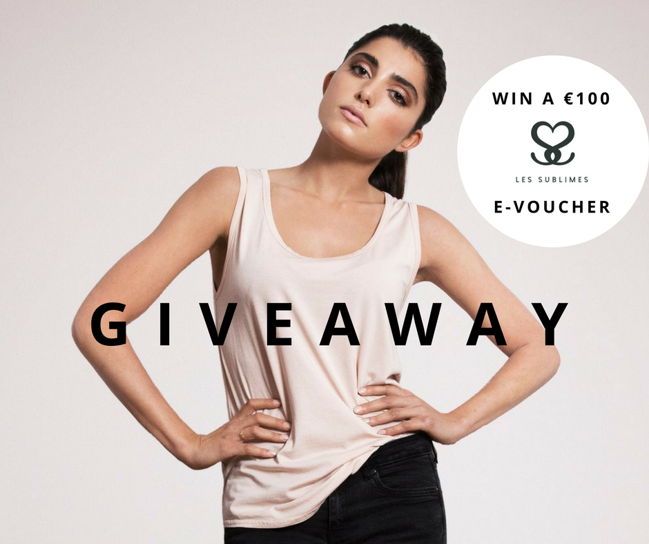Ethical Fashion Giveaway - Win a $100 Les sublimes e-voucher