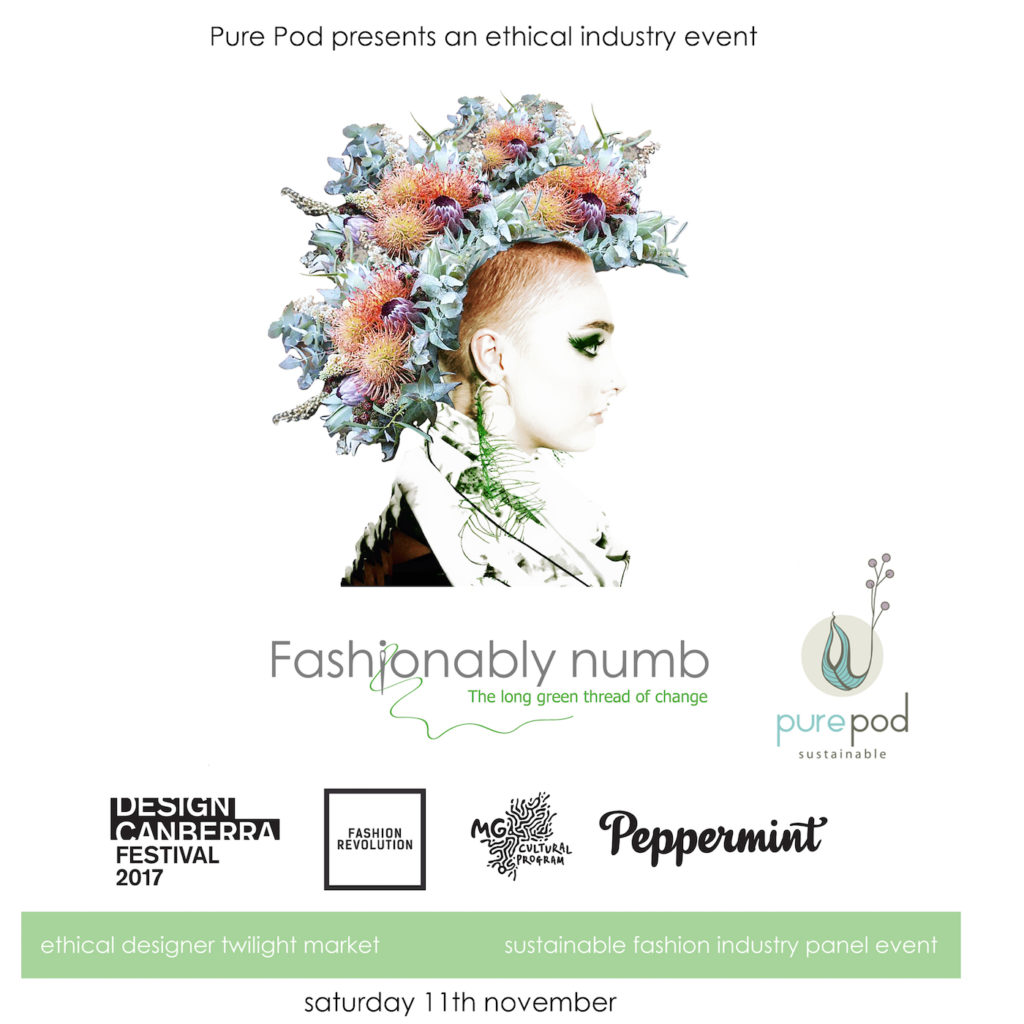 Fashionably Numb Ethical Industry Event To Connect Consumers With Local Makers