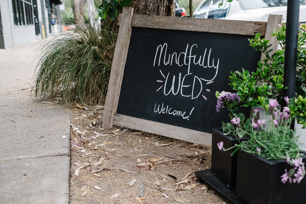 Sustainable Events - Australia's 'Mindfully Wed' Ethical Wedding Expo
