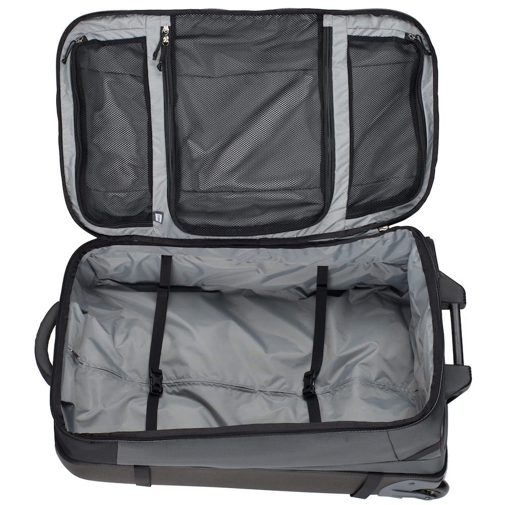 Eco Friendly Travel Bags - MEC Fast-track Rolling Duffle bag