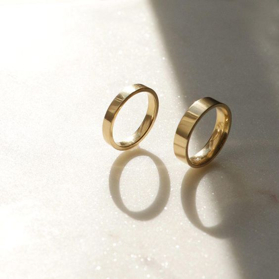 Vrai and Oro Wedding - Ethical and Eco-Friendly Engagement and Wedding Rings