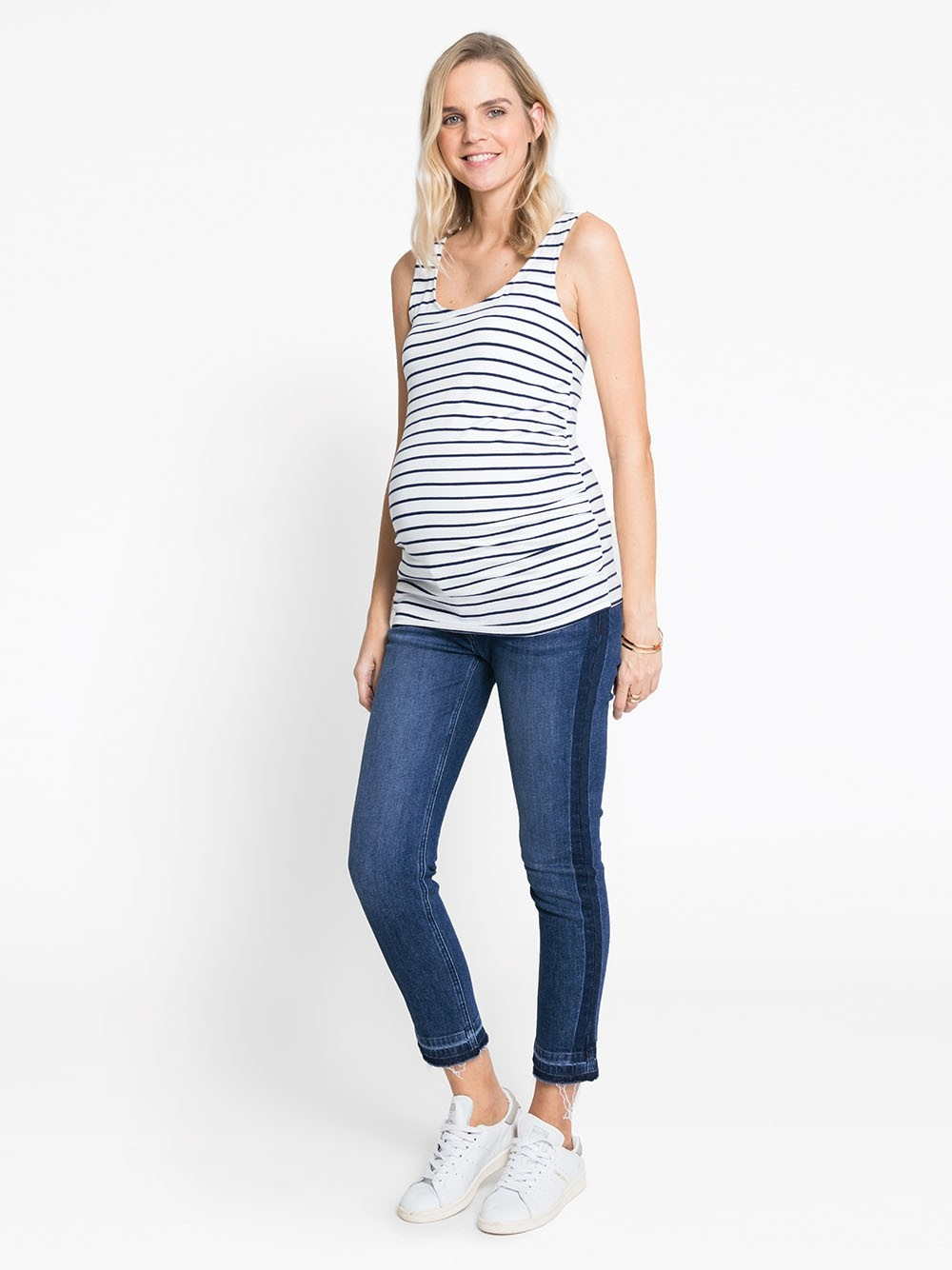 Ethical Maternity Jeans from Jojo Maman Bebe