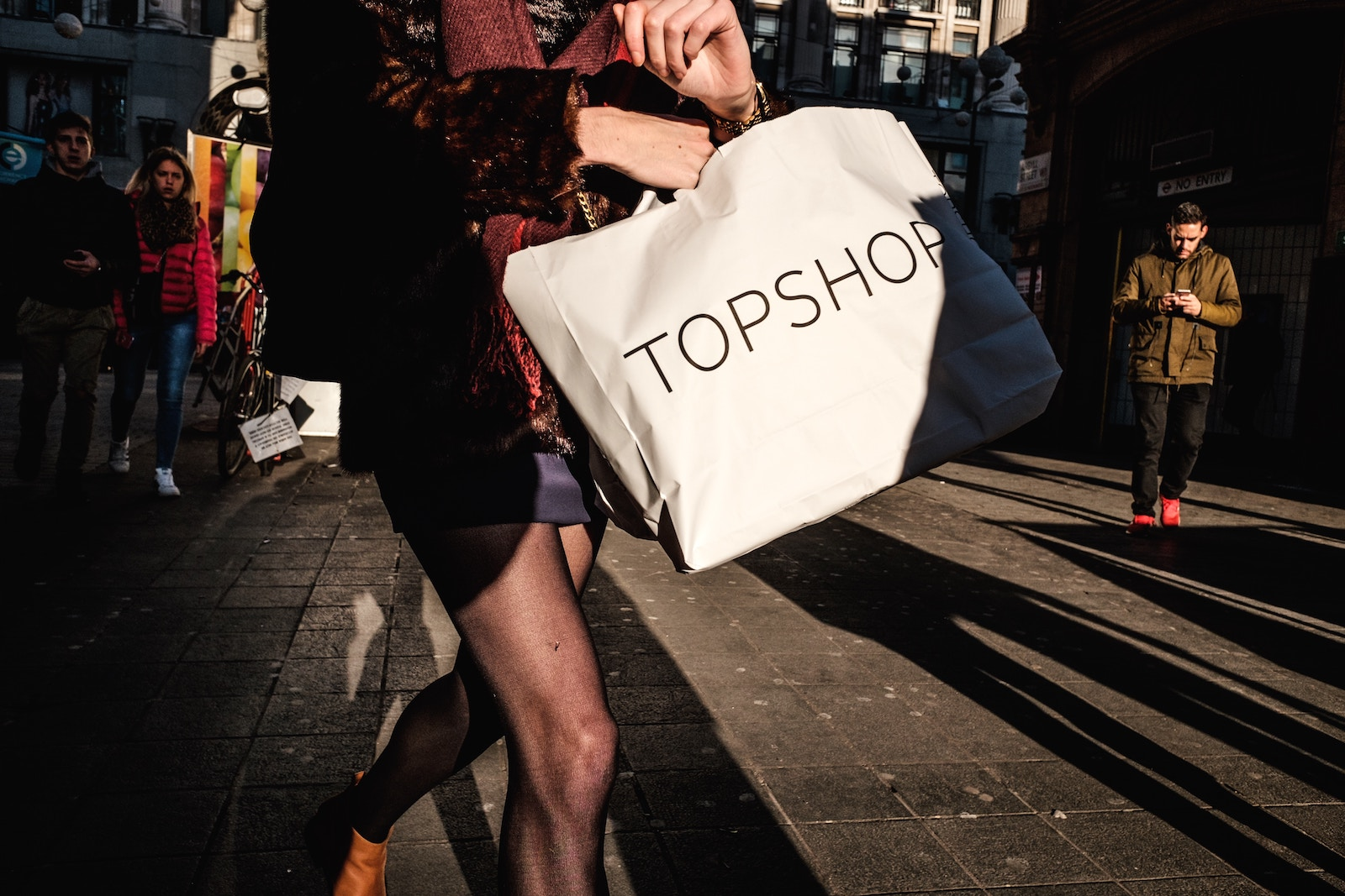 Unethical Fast Fashion- If We Don't Buy It, They Won't Make It, It's That Simple