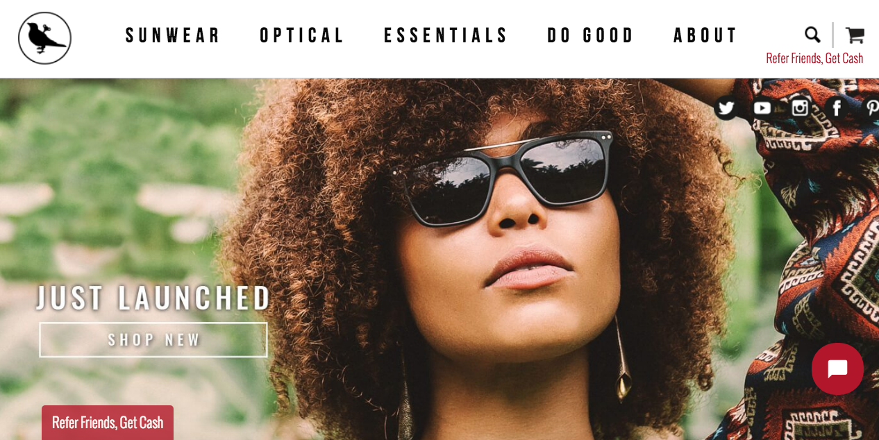 Proof Eyewear Ethical and Sustainable Sunglasses