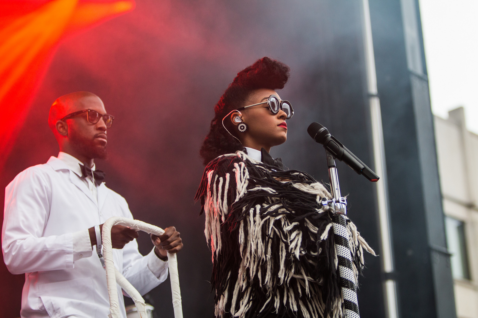 What We Can Learn About Fashion From These Style Icons - Janelle Monae