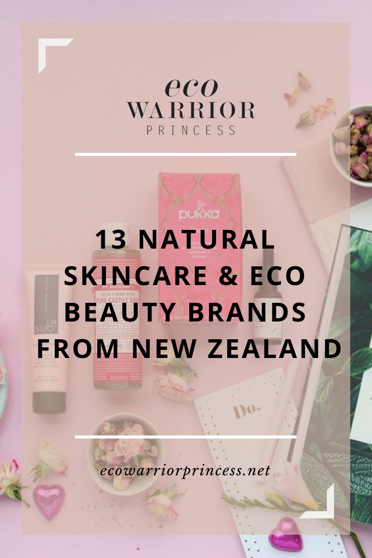 13 Natural Skincare and Eco Beauty Brands from New Zealand