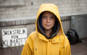 Greta Thunberg, The 15-Year-Old Swedish Climate Activist Taking Radical Action For Climate Change