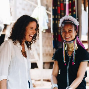 How Akamae Uses Fashion Co-Creation To Support Refugee Communities