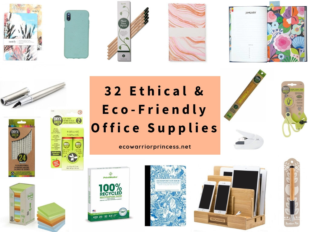 Eco Friendly Office And School Supplies