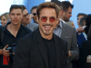 Robert Downey Jr. Announces Footprint Coalition to Fight Climate Change