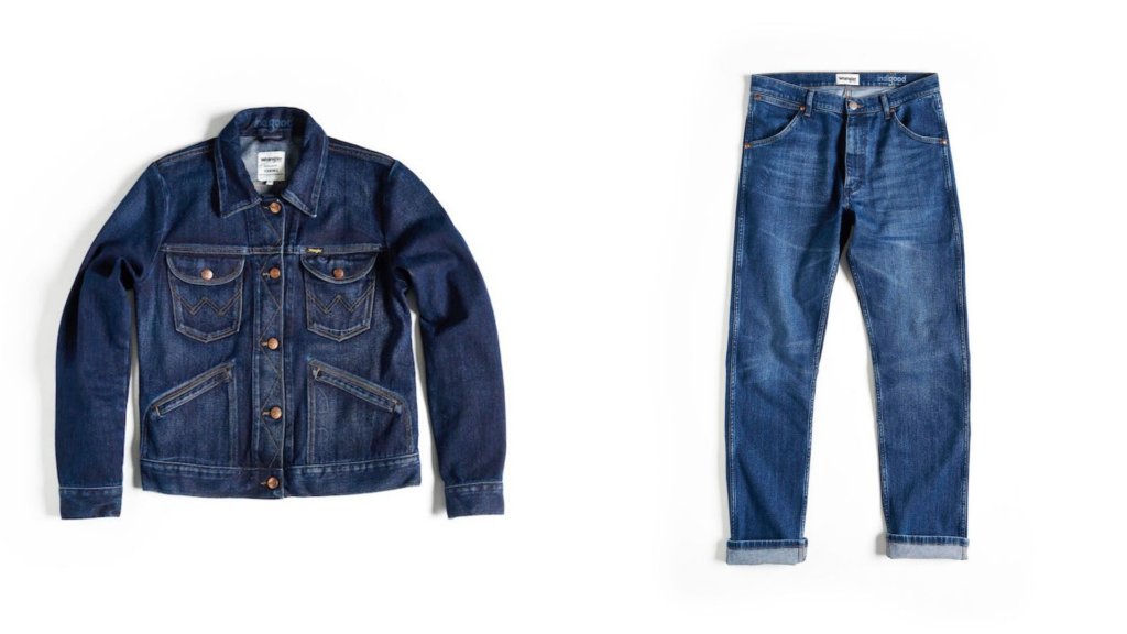 Wrangler Indigood sustainable collection for women and men