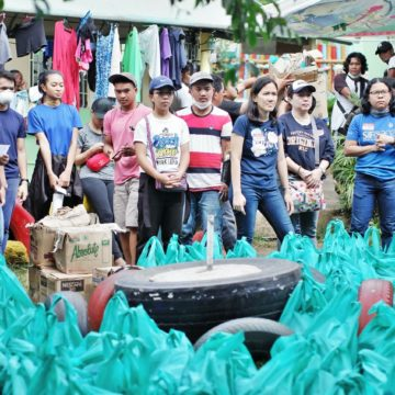 How Project ARK Are Using an Eco-Friendly Relief Drive to Help Taal Eruption Survivors