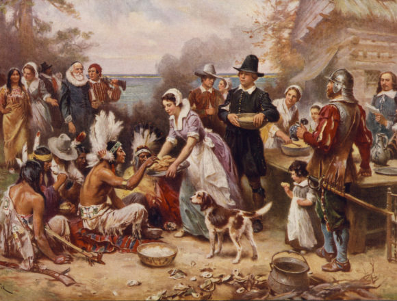 How to Honor Indigenous People of America this Thanksgiving