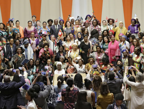 Increasing Women's Participation in Politics: Lessons From African Protests
