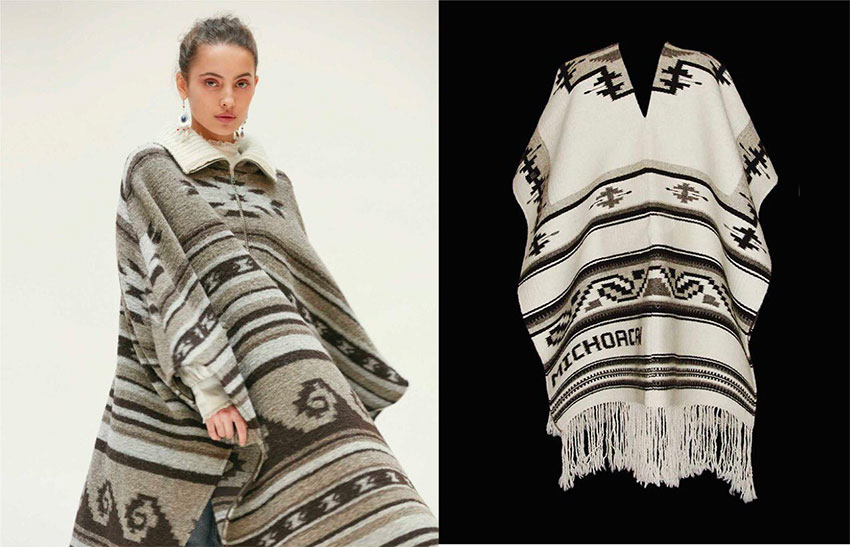 Isabel Marant appropriating Mexican culture