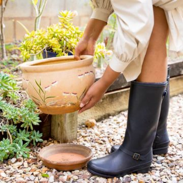 10 Ethical and Eco-Friendly Brands for Raincoats and Gumboots