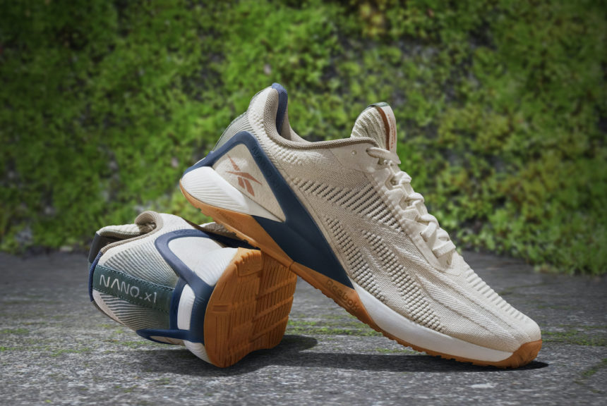 Reebok's 100% Vegan Training Shoes Released in Time for Earth Month