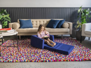UPPAREL Launches the World's First Circular Sofa for Kids