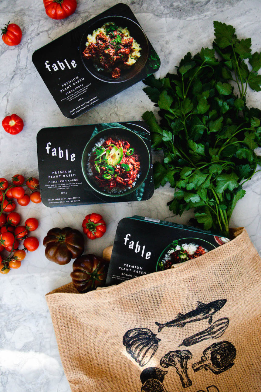Aussie Plant-Based Startup Fable Food Co Raises $6.5 Million to Fund Expansion Plans
